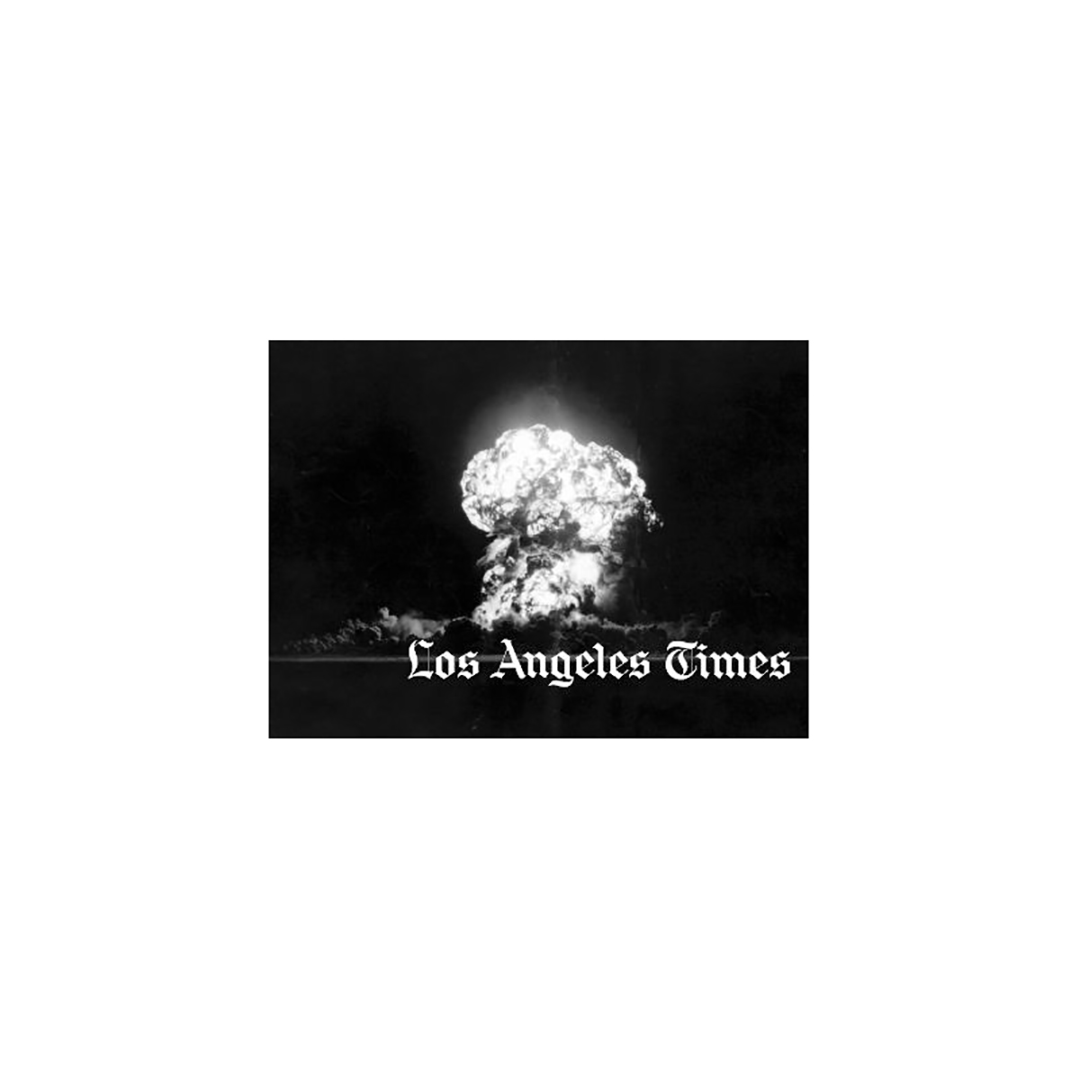 Historical - Atom Bomb Test