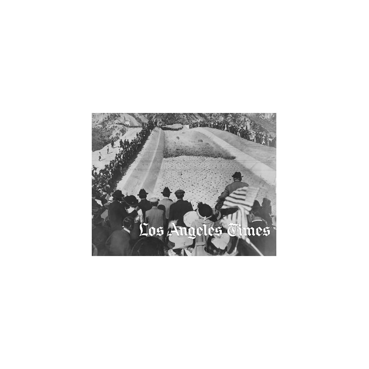 Historical - Aqueduct Opens