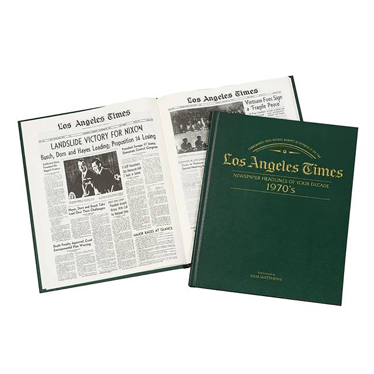 Los Angeles Times: Los Angeles Times 70's Decade Book