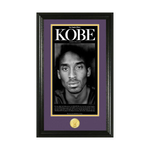 Kobe Bryant Retirement Photo Mint