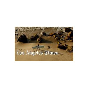 California Coast - Surfer Photo