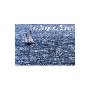 California Coast Sailboat Photograph