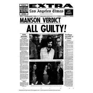 Historical Front Page - Mason Verdict