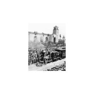 Historical Union Station Photograph