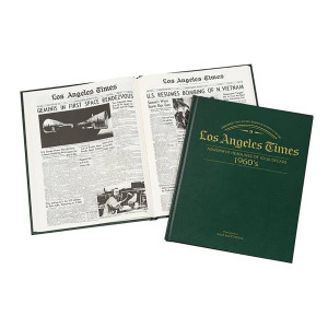 Los Angeles Times 60's Decade Book