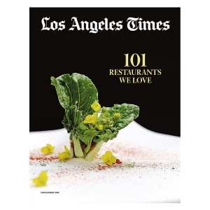 Los Angeles Times 101 Restaurants to Love