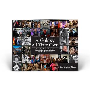 """""""A Galaxy All Their Own"""" Star Wars Book"""
