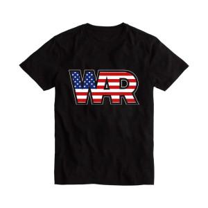 War All Day Flag Tee