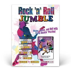 Rock 'n' Roll Jumble!