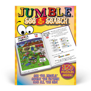 Jumble! See & Search