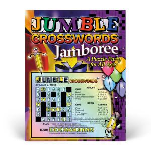 Jumble! Crosswords Jamboree