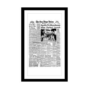 The San Diego Union-Tribune Page Print