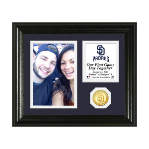 San Diego Padres Game Day Personalized Photo Frame
