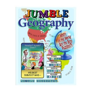 Jumble! Geography