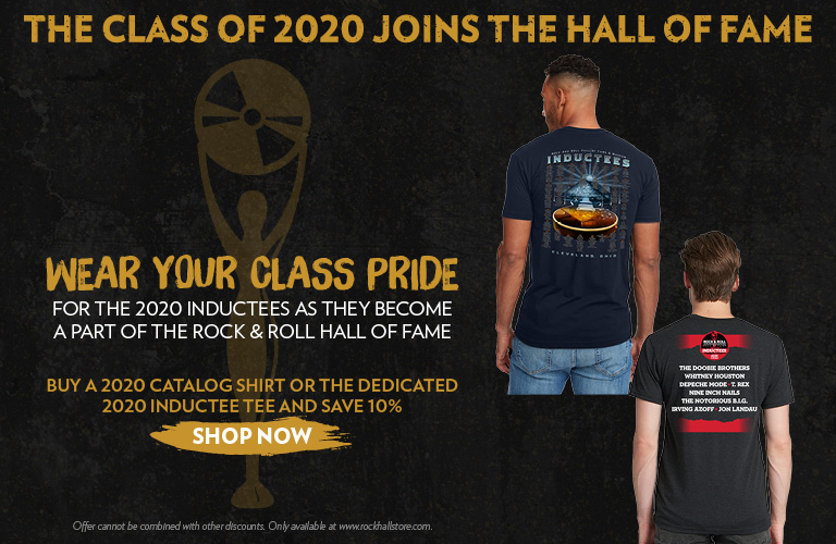 2020 inductee shirt promo