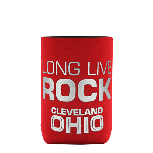 Long Live Rock Can Cozy