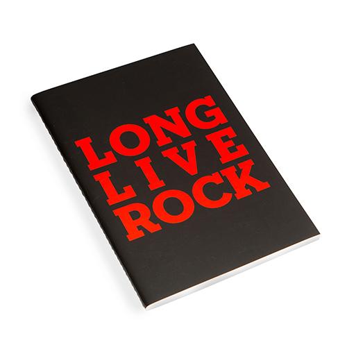 Long Live Rock Journal Set