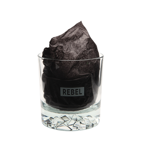 Tumbler Glass Rebel