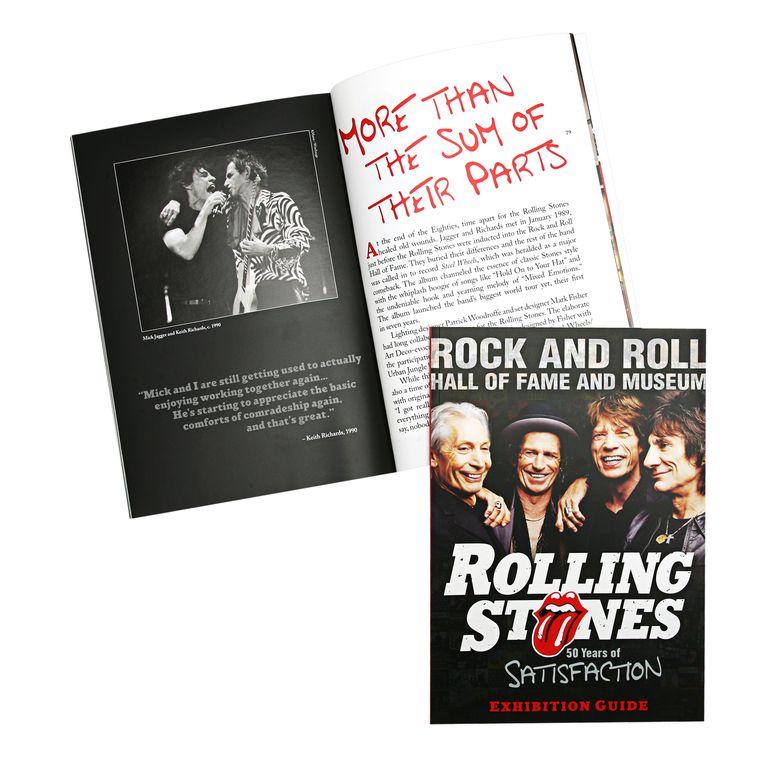 Rolling Stones Exhibit Guide
