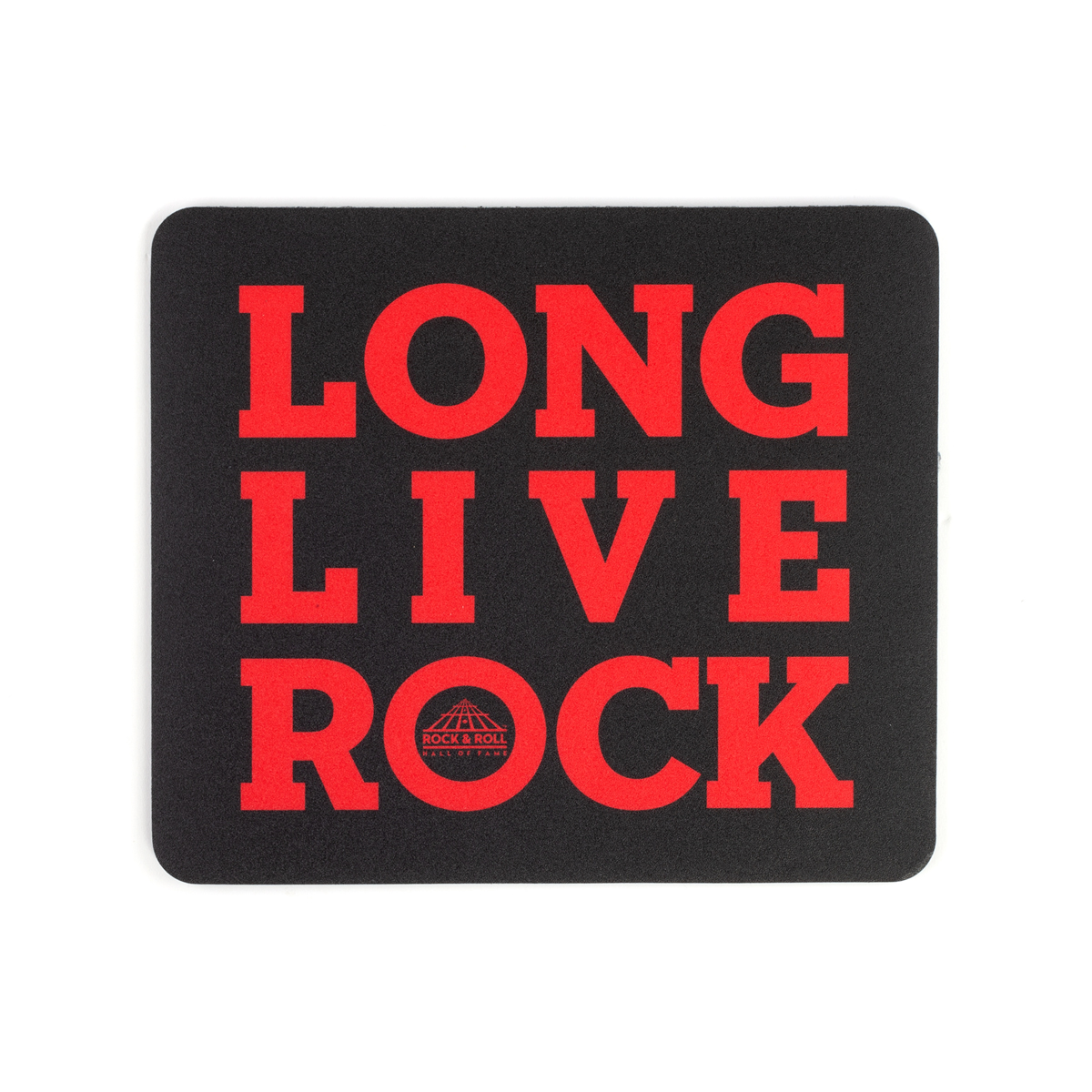 LONG LIVE ROCK MOUSEPAD