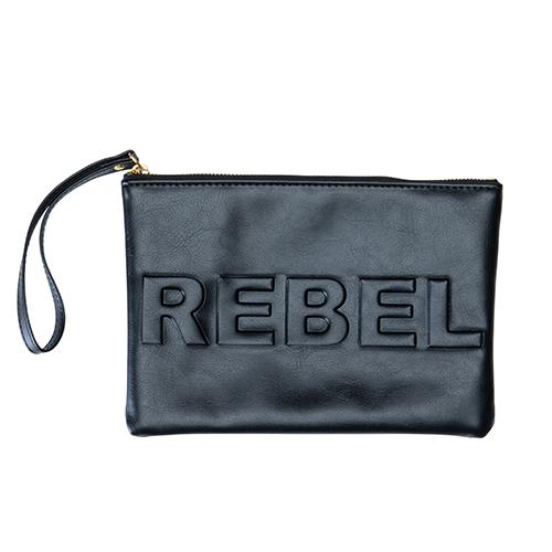 Wristlet Rebel Black