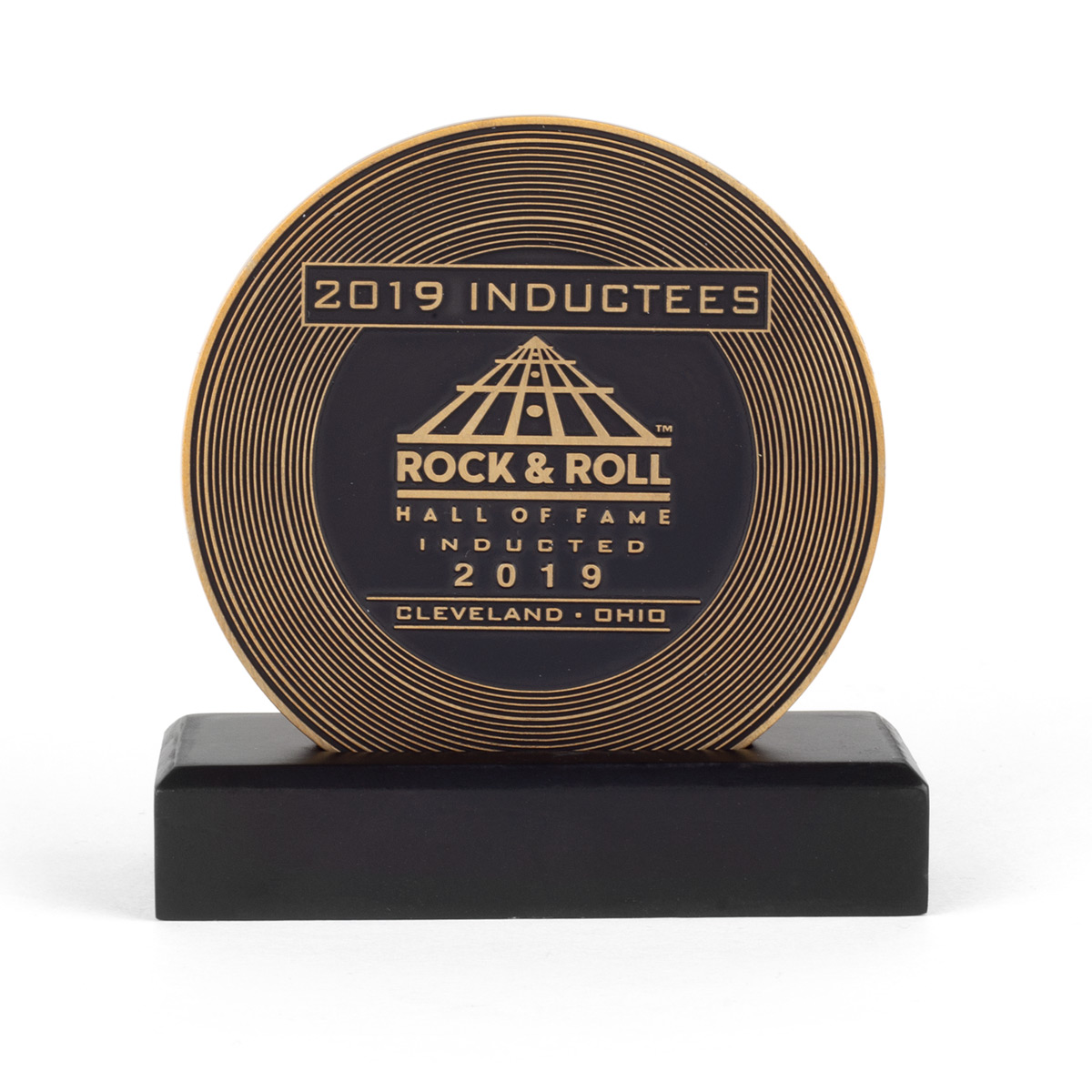 2019 INDUCTEE COIN
