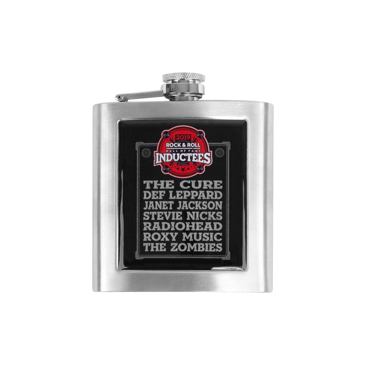 2019 Inductee Flask
