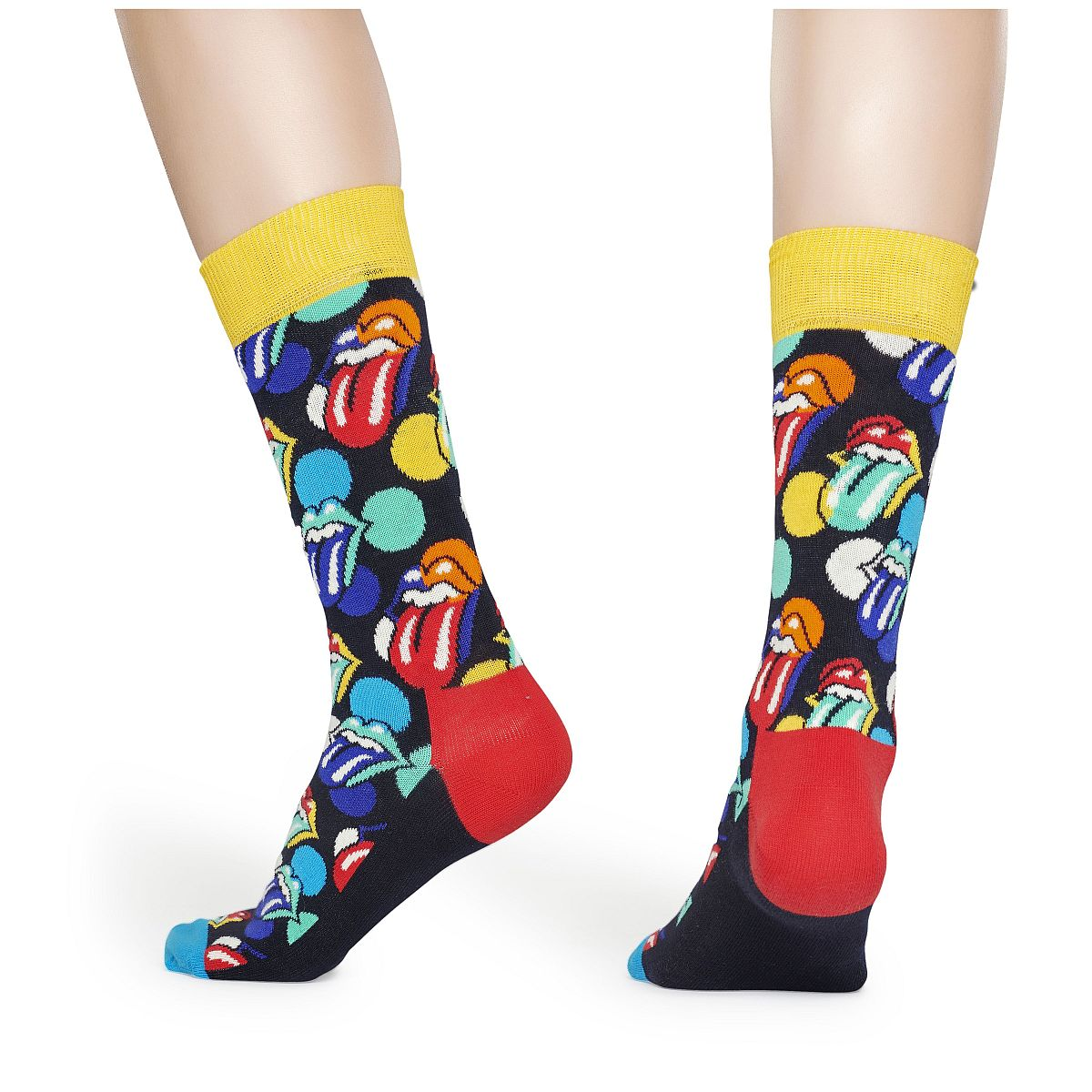 Rolling Stones Big Lick Socks
