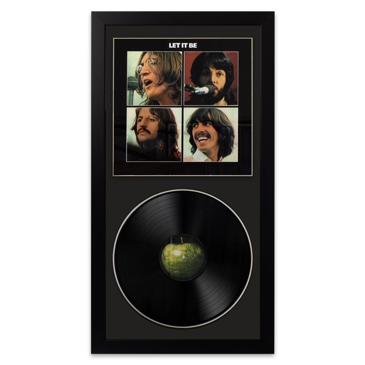 The Beatles Let It Be Wall Album