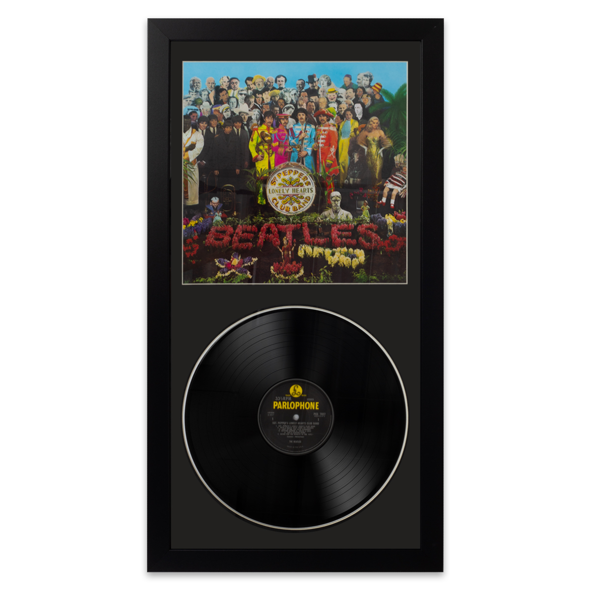 The Beatles Sgt. Peppers Wall Album