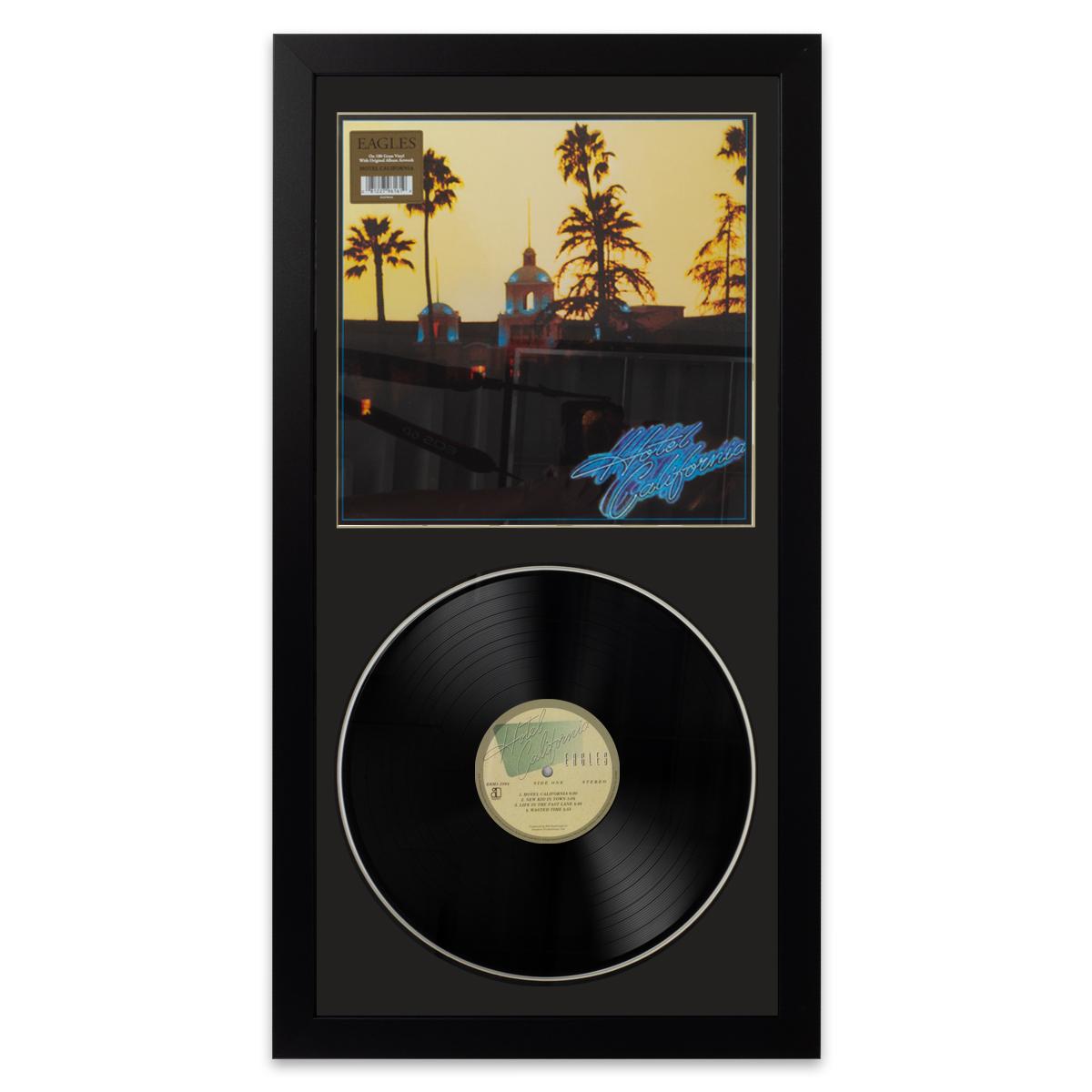 The Eagles Hotel California Wall Album