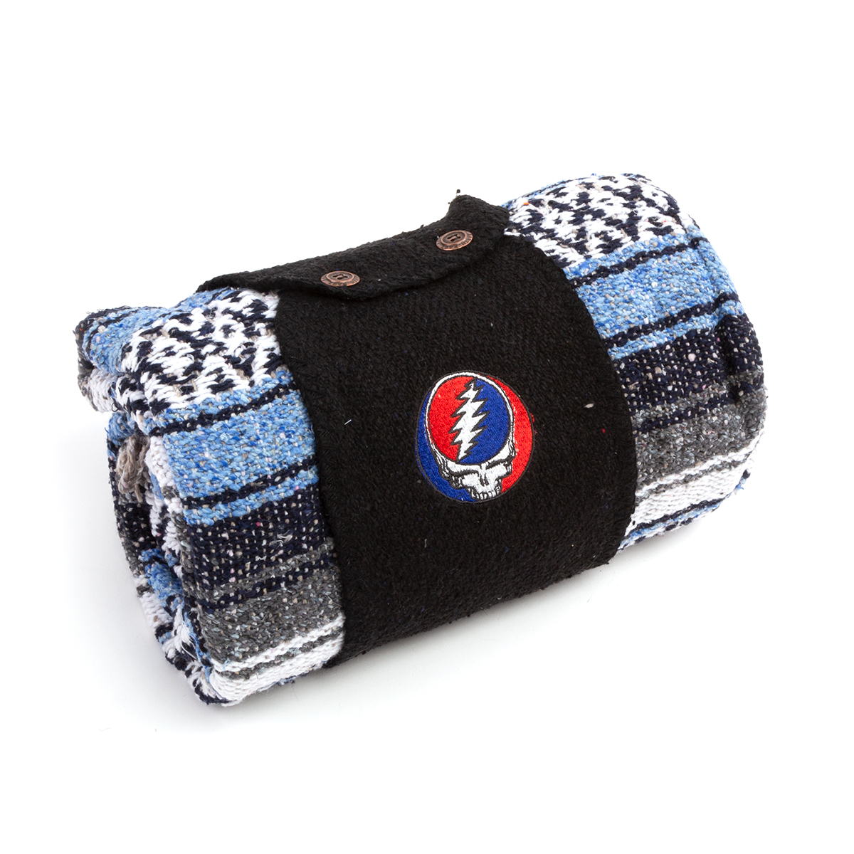 Steal Your Face Baja Blanket