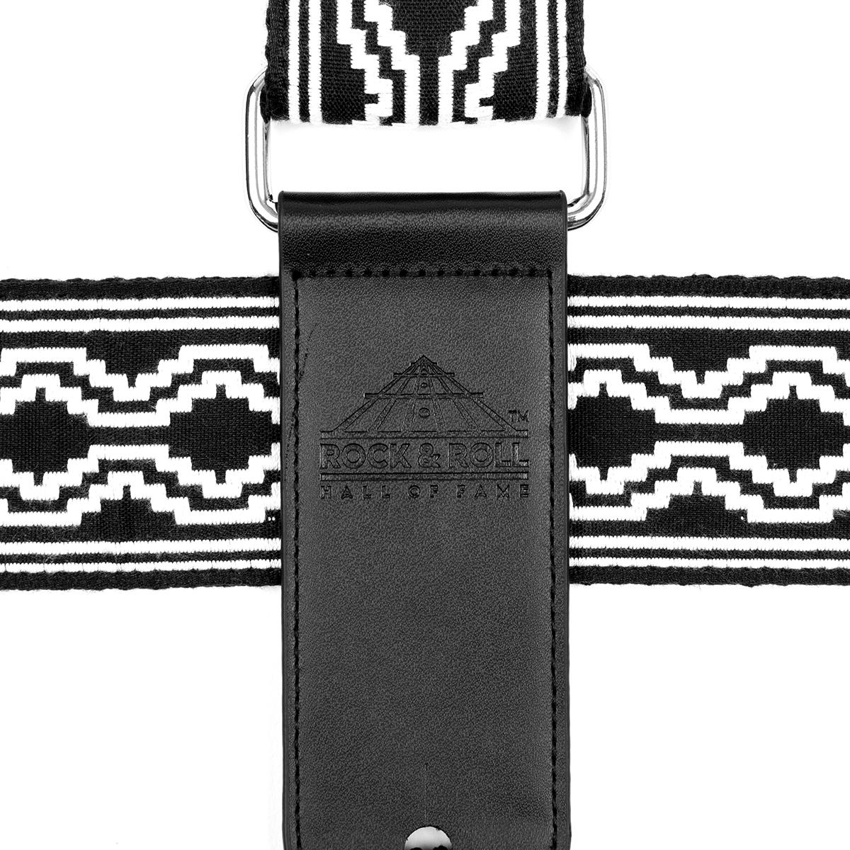 Navajo Inspired Guitar Strap