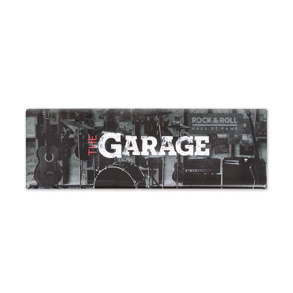 The Garage Magnet