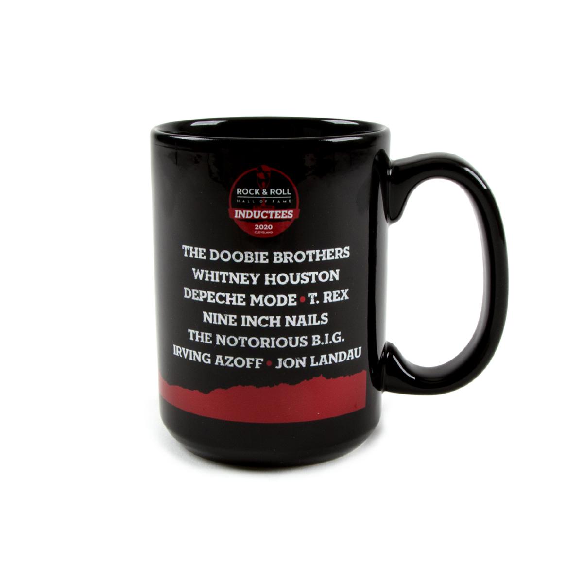 2020 Inductee Mug