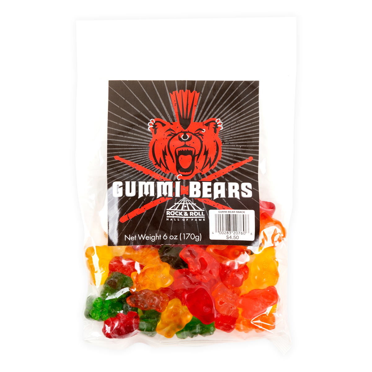 Candy Gummi Bears