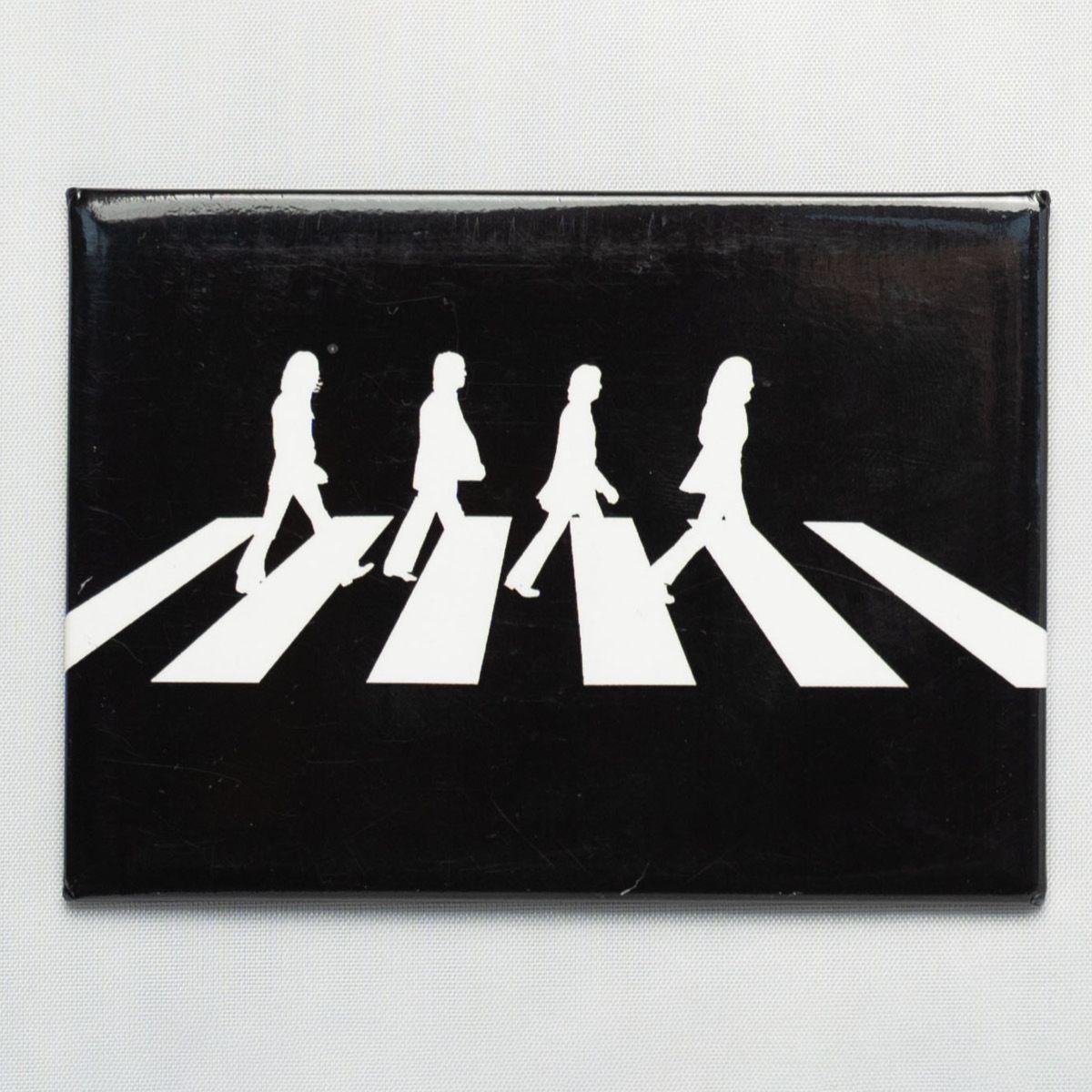 Abbey Road Magnet