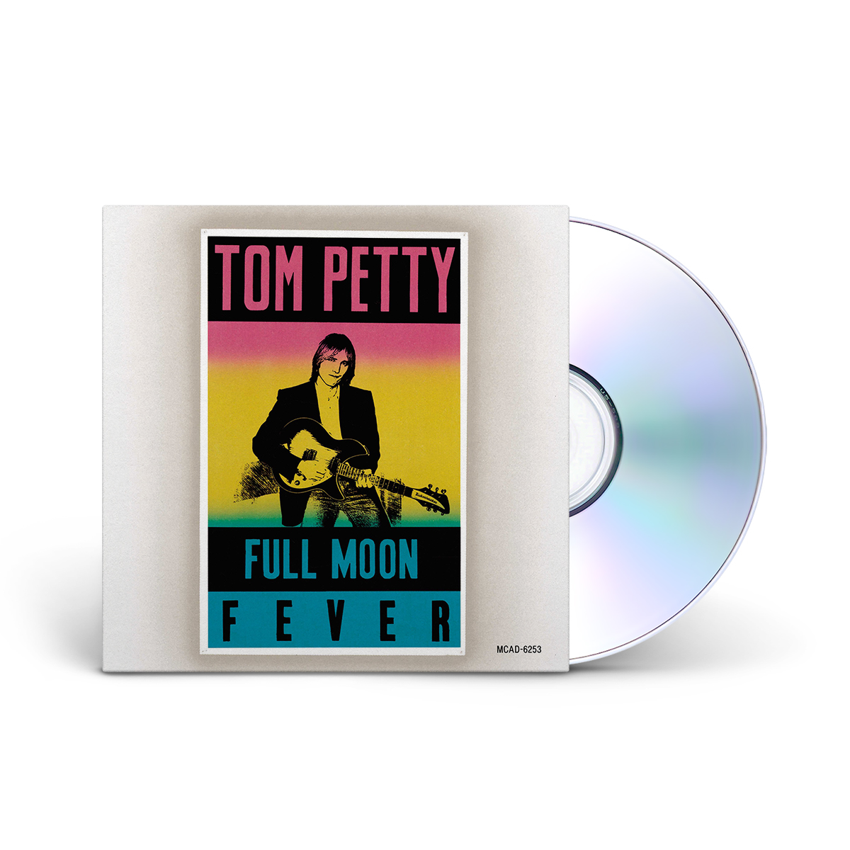 Tom Petty - Full Moon Fever CD