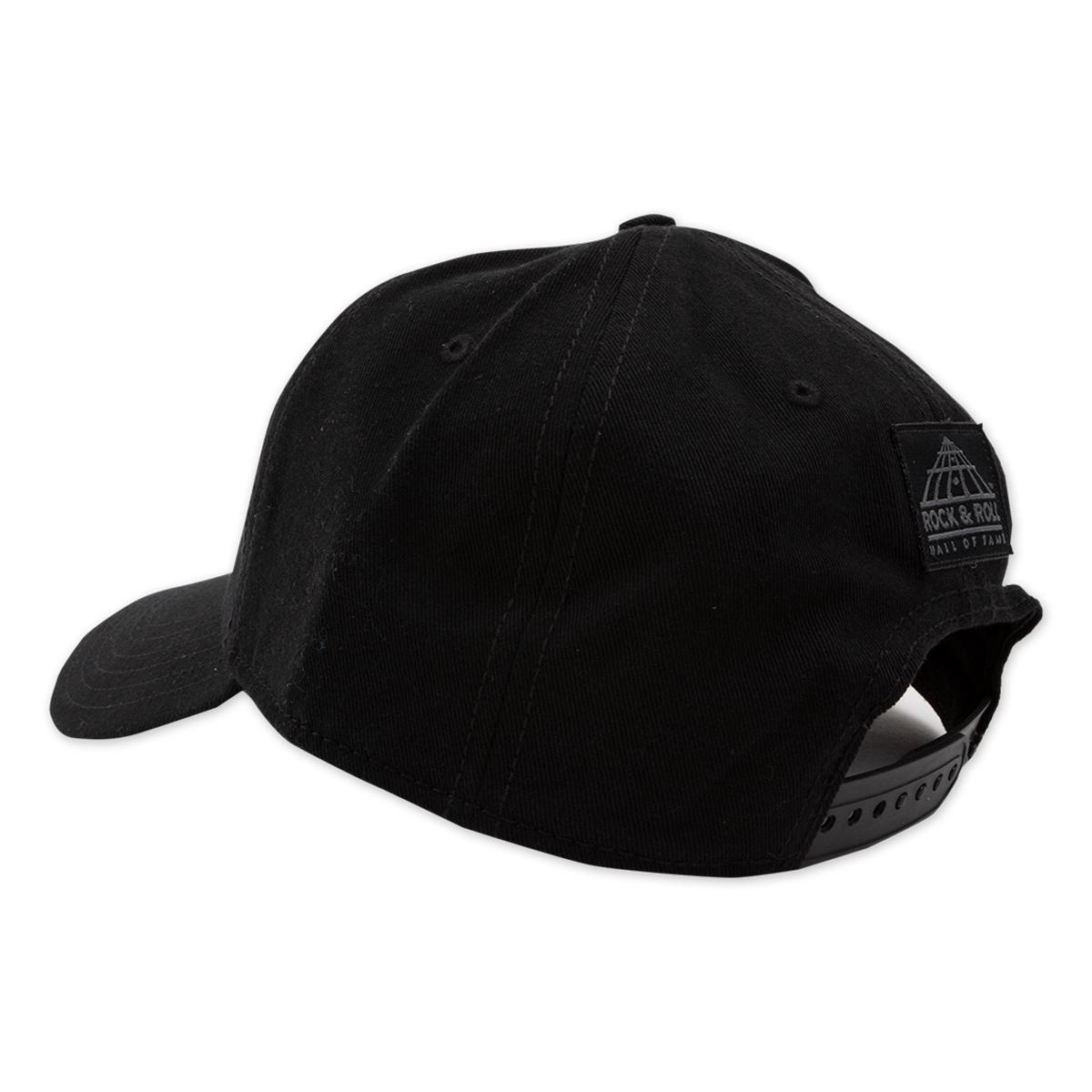 Long Live Rock Black Cap
