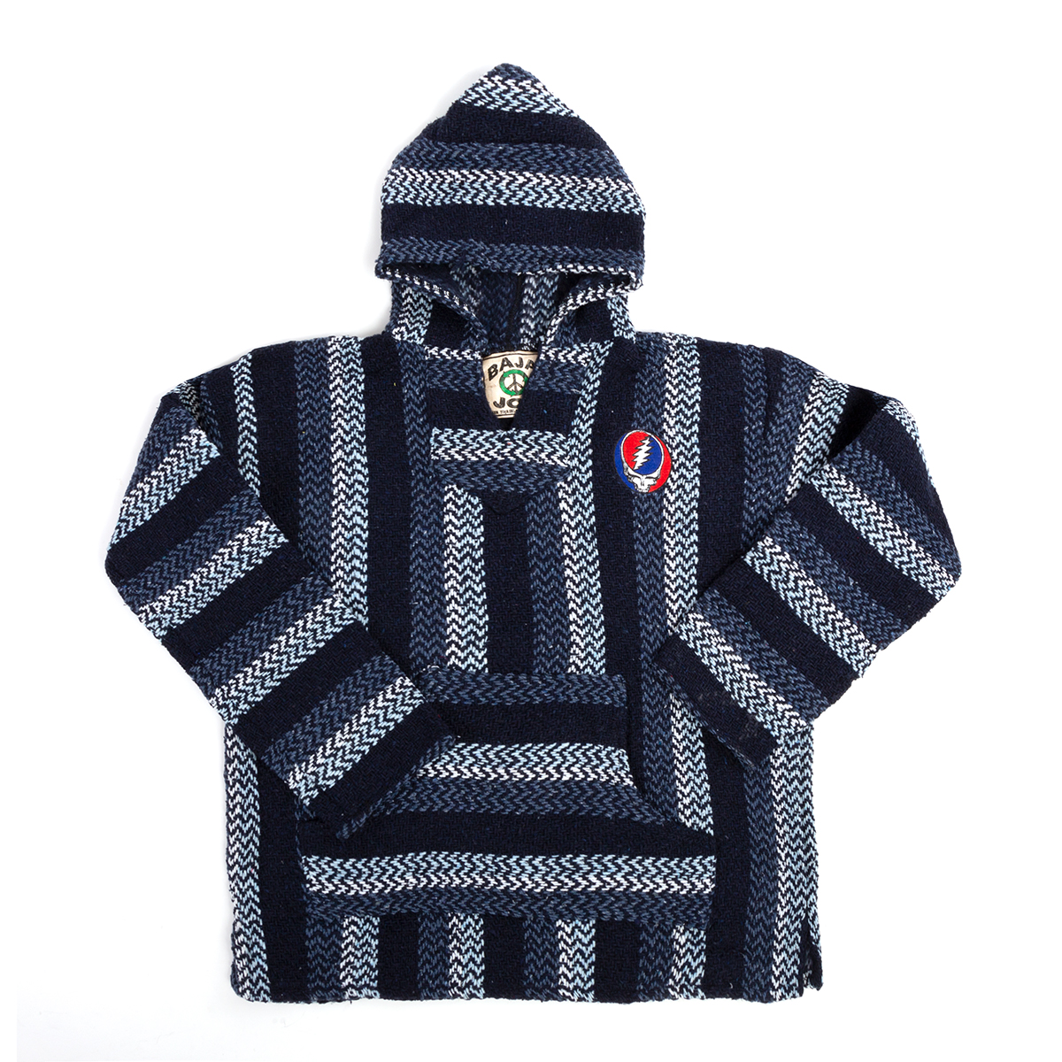 Steal Your Face Baja Pullover Hoodie