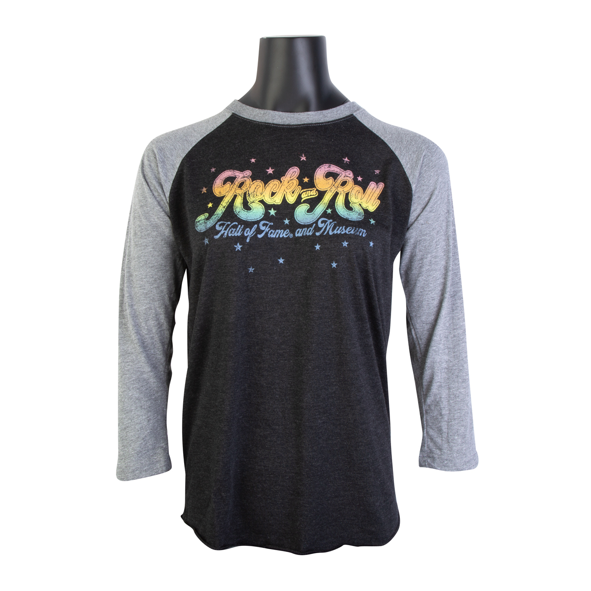 Rock & Roll Hall Of Fame Raglan