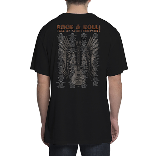 2019 Guitar With Wings Inductee T-Shirt