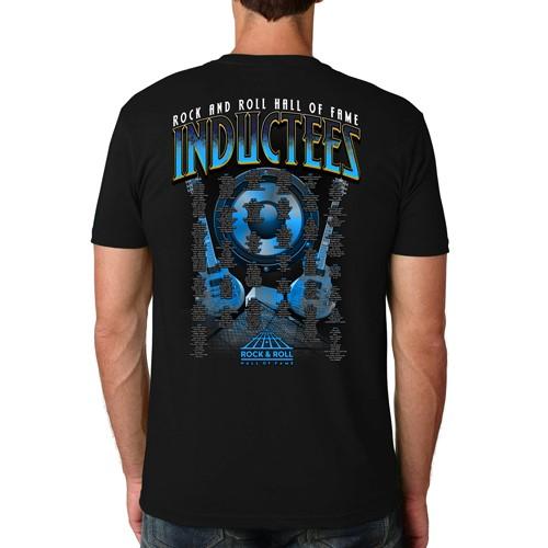 2019 Double Guitars Inductee T-Shirt