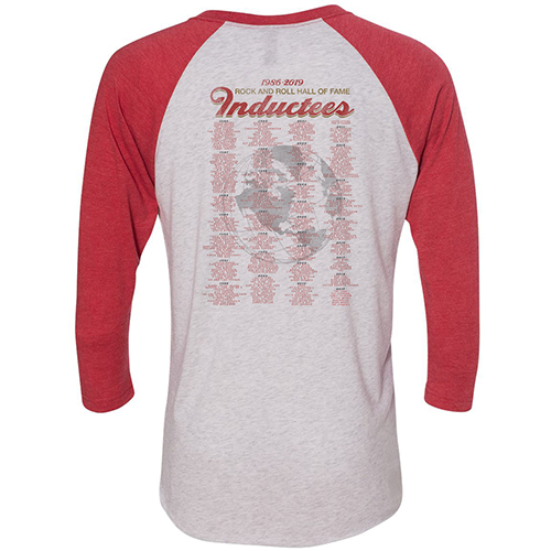 2019 Raglan Tour Inductee Shirt