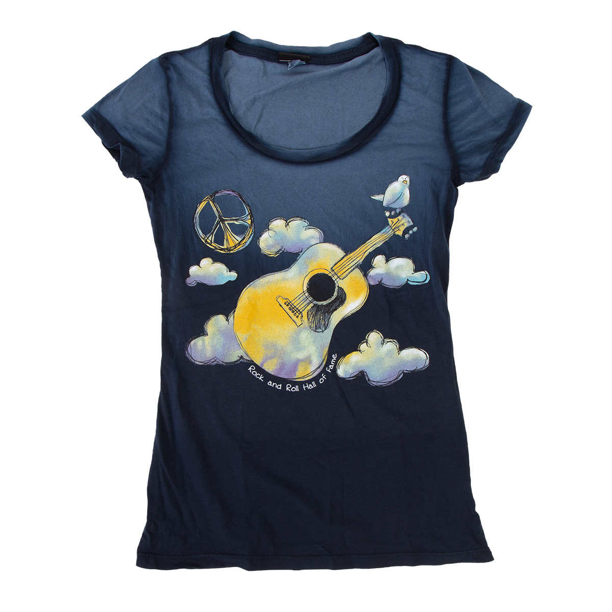 Peace & Dove In The Clouds Junior T-Shirt