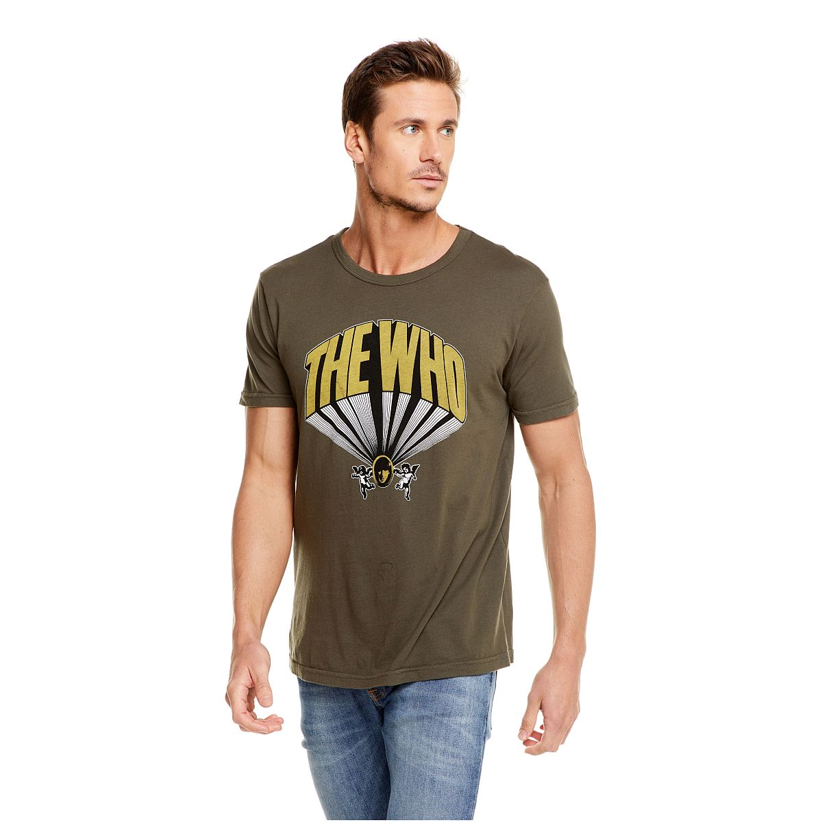 The Who Lily Drums T-Shirt