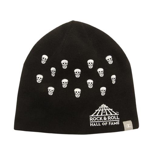 Champion & Gear Skull Knit Cap
