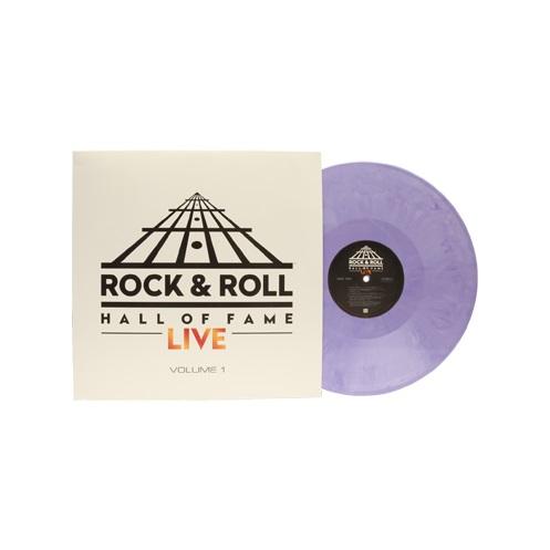 ROCK & ROLL HALL OF FAME LIVE VOL. 1 VINYL