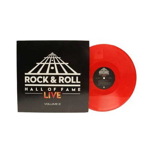 ROCK & ROLL HALL OF FAME LIVE VOL. 2 VINYL
