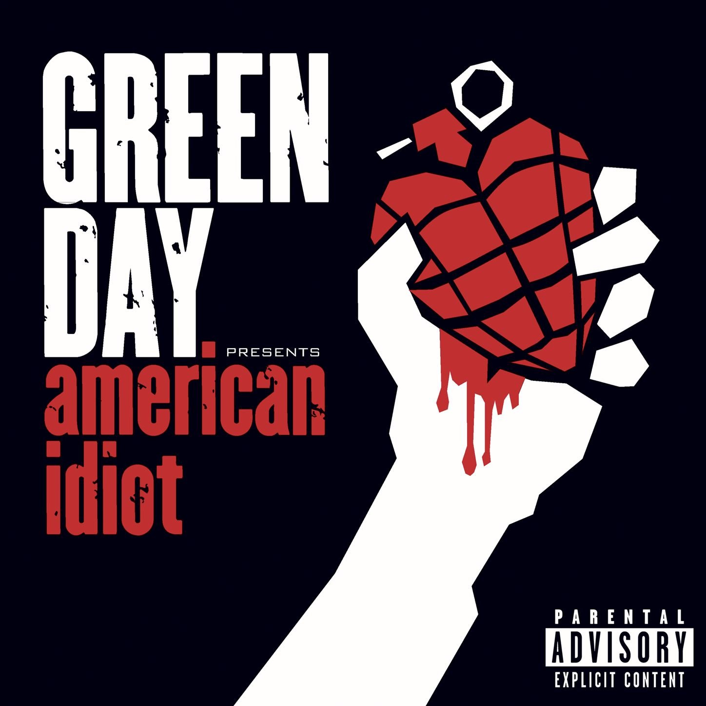 Green Day - American Idiot Import LP